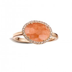 ONE MORE ROSE GOUDEN RING - 52250