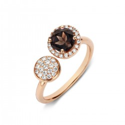 ONE MORE RING ROOS GOUD - 55387