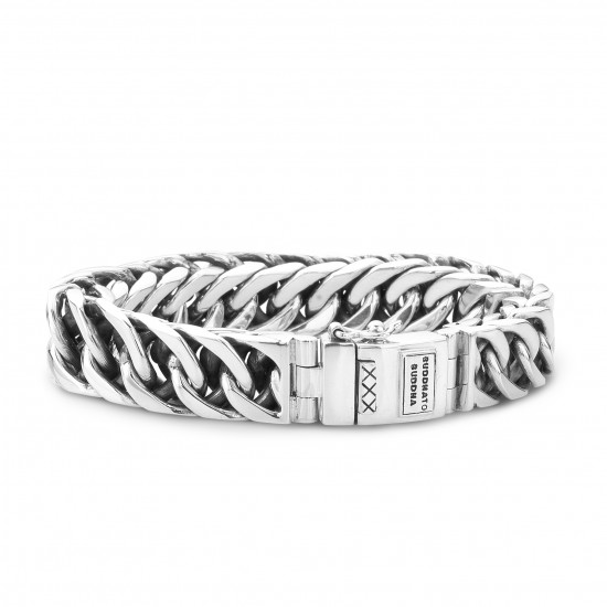 BUDDHA TO BUDDHA - Esther Small bracelet Silver size men - 602698
