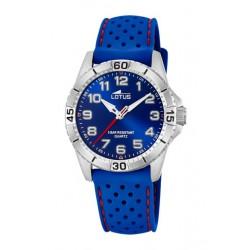 LOTUS Jongens uurwerk met duidelijke aanduiding - 609657