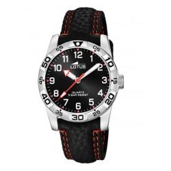LOTUS Jongens uurwerk met duidelijke aanduiding - 609654