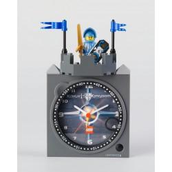"""LEGO wekker """"Knights Kingdom""""  Wekker met eigen bouwkasteel 5+ - 601885"""