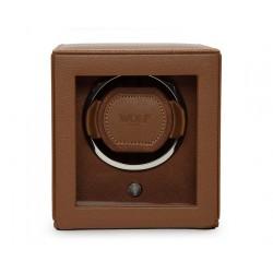 Wolf cub single watch winder - Cognac - 608715