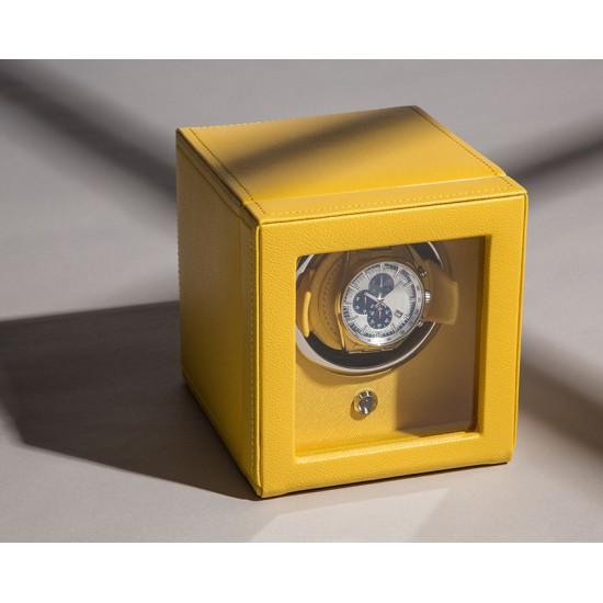 Wolf cub single watch winder - yellow - 608716