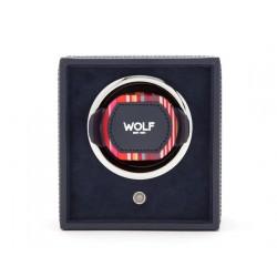 Wolf Howard cub single watch winder - Navy Blue - 605293