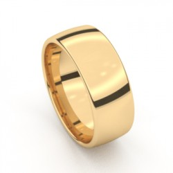 TRADITIONS geel gouden trouwring - 600249