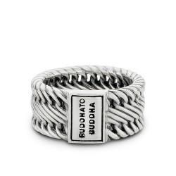 BUDDHA TO BUDDHA - Edwin Small ring silver - 602703