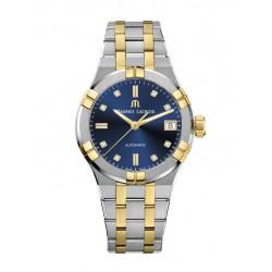Maurice Lacroix dames uurwerk met diamant - 607836