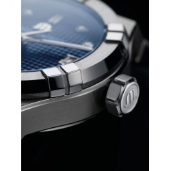 Maurice Lacroix dames uurwerk automatic en diamant - 607159