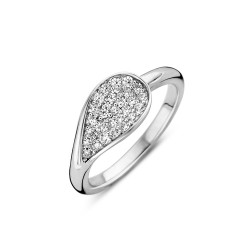 NAIOMY MOMENTS ring in zilver met zircoon - 601703