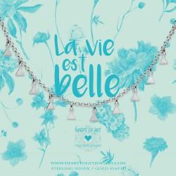 Heart to get necklace - La vie est belle - 601867