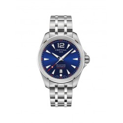 CERTINA DS ACTION CHRONOMETER QUARTZ 20ATM - 601652
