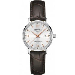 Certina DS Caimano dames uurwerk quartz 10 ATM - 605743