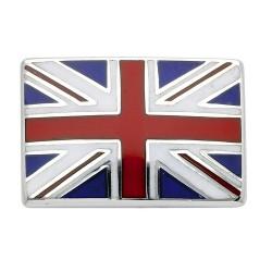 Manchetknopen zilveren England - 54234