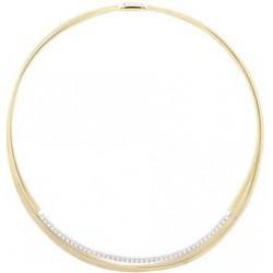 MARCO BICEGO MASAI 18kt wit gouden collier met briljant 1.32ct - 602122