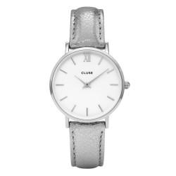 CLUSE Minuit silver white/silver metallic - 600854