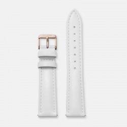 CLUSE La Boheme strap white/rose gold - 603599