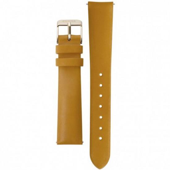 CLUSE Minuit strap mustard/gold - 601634