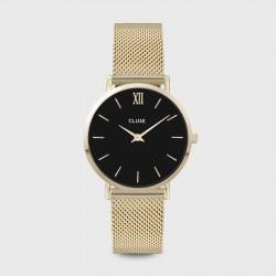 CLUSE dames uurwerk met batterij - 606772
