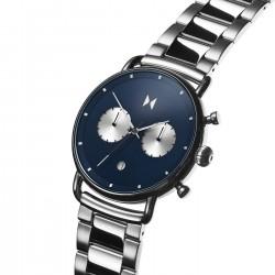 MVMT heren chrono uurwerk - Chrono Gunmetal Sandstone - 606383