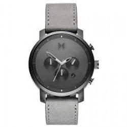 MVMT heren chrono uurwerk - Monochrome fashion chrono - 606385