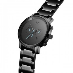MVMT heren chrono uurwerk - Chrono Gunmetal - 605469