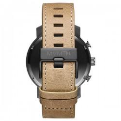 MVMT heren chrono uurwerk - Chrono Gunmetal Sandstone - 605462