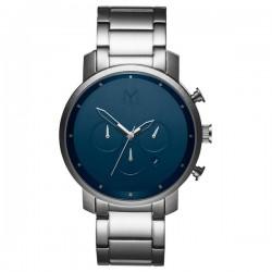 MVMT heren chrono uurwerk - Chrono Midnight Silver - 605470