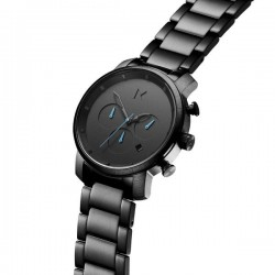 MVMT heren chrono uurwerk - Chrono Gunmetal - 605464