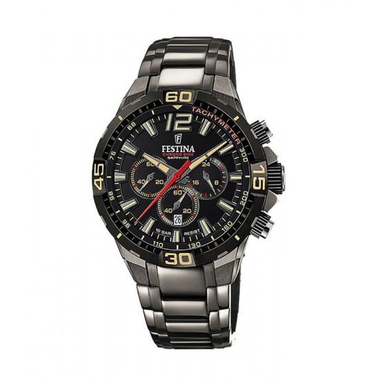FESTINA Heren Chrono uurwerk met batterij 10atm - 607717