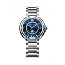 Maurice Lacroix Fiaba dames uurwerk met diamant en moonphase - 608131