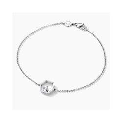 FJF Jewellery zilveren armband met Swarovski - 609215