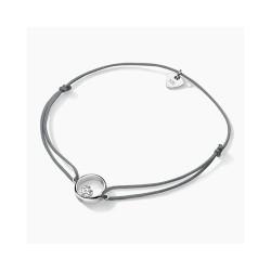 FJF Jewellery zilveren armband met Swarovski - 609224