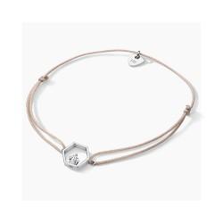 FJF Jewellery zilveren armband met Swarovski - 609221
