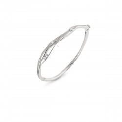 ANNA MARIA CAMMILLI 18kt wit gouden armband met briljant 0.32ct - 606822