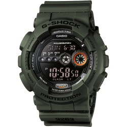 CASIO G-SHOCK heren uurwerk 20ATM - 605275