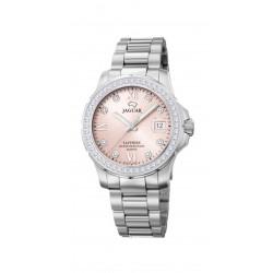 Jaguar dames uurwerk met batterij - 608749