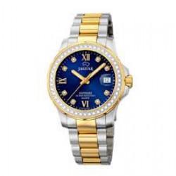Jaguar dames uurwerk met batterij - 608751