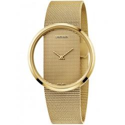 Calvin Klein Dames uurwerk met batterij - 607575