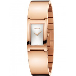 Calvin Klein Dames uurwerk met batterij - 607607