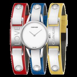 Calvin Klein Dames uurwerk met batterij - 606090
