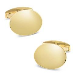 DEAKIN & FRANCIS 18kt gouden manchetknopen - Sugarloaf - 602397