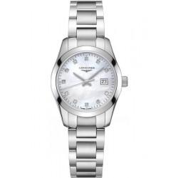LONGINES Conquest dames uurwerk met batterij - 607272