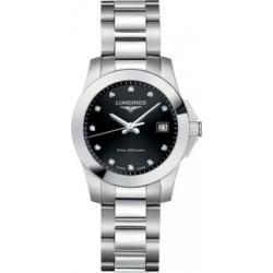 LONGINES Conquest dames uurwerk met batterij - 606126