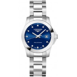 LONGINES Conquest dames uurwerk met batterij - 606140