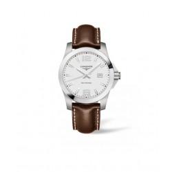 LONGINES Conquest heren uurwerk met batterij - 606136