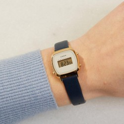 Casio dames uurwerk retro - 608095