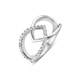 NAIOMY ring in zilver - 600348