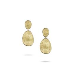 MARCO BICEGO LUNARIA - 18kt bicolor gouden oorringen - 605005