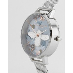 OLIVIA BURTON dames uurwerk met 3D bij print - 605214